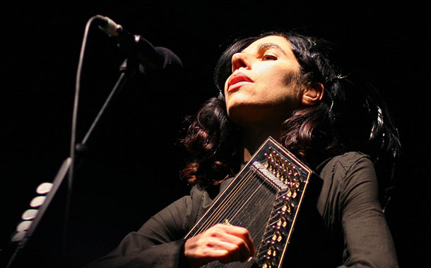PJ Harvey to Release First Album in Four Years: Hope Demolition Project