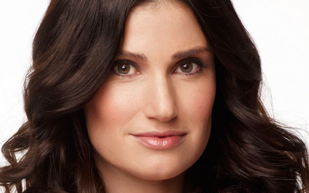 idina menzel pregnant on glee - photo #30