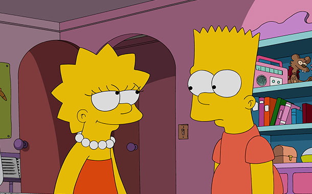 a paper on the tv show the simpsons Think you got what it takes to write for cracked an animated network tv show the show around that aesthetic, but the simpsons and family guy need a.